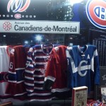 Habs jerseys over time